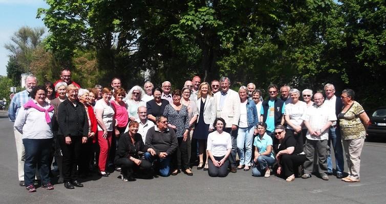 Le comité de Jumelage Riom Pays-Gentianes en voyage à Fouras-Les-Bains